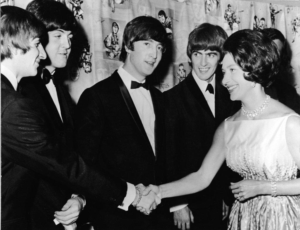 Beatles-Princess-Margaret