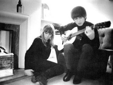 Astrid and George