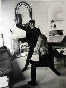 Ringo and Astrid dancing