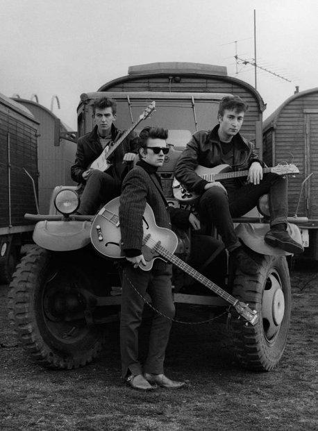 George, Stu, John